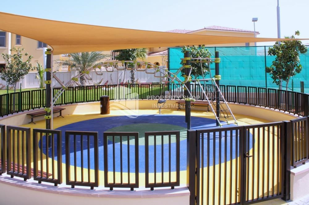 Facilities - 5Br Villa With Attractive Space, Maid Room & Multiple Terraces .